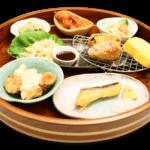満腹日替わり定食