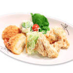 エビカツ&チキン南蛮定食